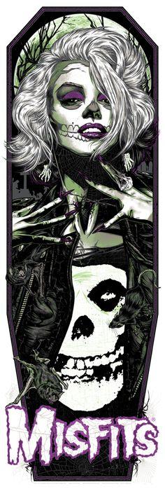 Misfits - Rhys Cooper - 2014 ----