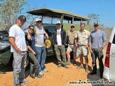 Paul in South Africa
