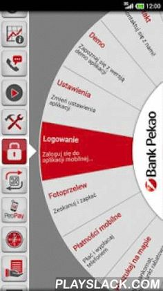 Bank Pekao  Android App - playslack.com ,  Bank Pekao mobile application for retail customers is a convenient access to your account in Bank Pekao S.A., investment accounts in Pekao Brokerage House and informative services.Informative part for everyone:1. Stock information from companies, WSE, global exchanges and commodities quotations2. Map with an augmented reality (AR) option that allows to locate: Bank and Brokerage House branches, ATMs and rebate points3. Exchange rates with…