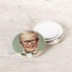 Magneet klein met eigen foto