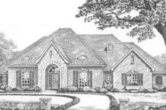 House Plan 310-362 (bedroom 2 becomes dining room, square off angled corners in foyer)***********