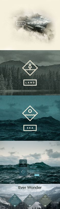 Unique design ideas: Fall in love with this graphic design | www.delightfull.eu/blog