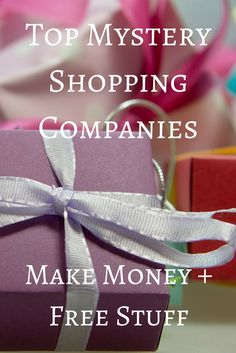 Top List of The Best Legit & Paying Mystery Shopping Sites And Companies - ScamsKitchen Make Money Online, How To Make Money, Apps That Pay You, Shopping Sites, Mystery, Tops