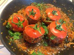 Effervescence: Stuffed Tomato