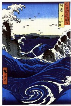 Hiroshige (collection Monet)