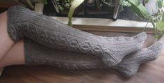 Grey Warm Hand Knitted Ladies / Girls / Women от Ivolgaknits