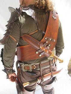 Leather work 94 set 5 by ~HamraBDG on deviantART