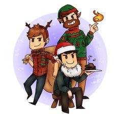 Hat Films Christmas