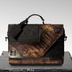 Портфель мужской ANTE KOVAC Нефтяной разведчик купить в интернет-магазине дизайнерской обуви КАБЛУК.РУ