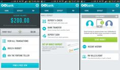 Say Hello to GoBank: The New Mobile Bank Account #ZAGGdaily #GoBank #app