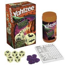 Halloween Yahtzee