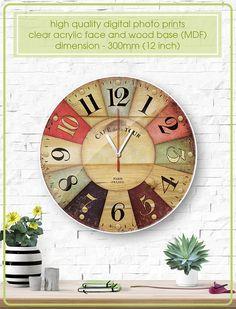 12 Best Farmhouse Wall Clocks Images Picture Clock Wall Clocks