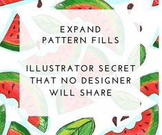 Expanding Pattern Fills   | Art Inspire Studio
