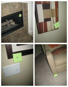 Relentlessly Fun, Deceptively Educational: Math Post-it Note Scavenger Hunt --- How clever!! Fun for a rainy day