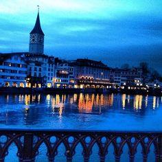 Zürich - Zurich - Zurigo
