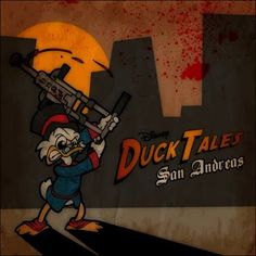Video Game Tribute #7: Duck Tales