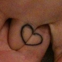 This is definitely the only couple tattoo I would ever consider. It could be made small enough and finished if you ended up separating