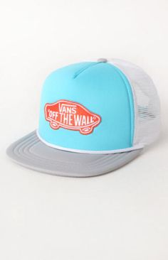 a0252355e0e Vans Classic Patch Trucker Hat at PacSun.com