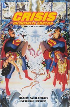 Amazon.com: Crisis On Infinite Earths 30th Anniversary Deluxe Edition (9781401258412): Marv Wolfman, George Perez, Jerry Ordway: Books