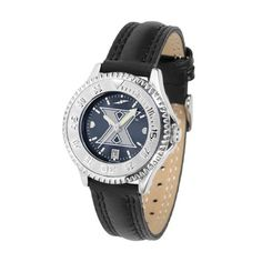 Suntime ST-CO3-XAM-Compl-A Xavier Musketeers-Ladies Competitor AnoChrome Watch, As Shown Tiger Lady, Brass Band, Tear, Alabama Crimson Tide, Totoro, Birmingham, Vogue, Accessories, Team Logo