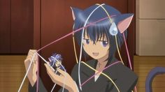 Shugo Chara Amu and Ikuto | ikuto~ - Shugo Chara! Chara Time Photo (17669207) - Fanpop fanclubs
