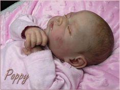 Poppy | Romies Doll Studio Annabel Lee, Babies Nursery, Reborn Baby Dolls, Poppy, Studio, Christmas, Reborn Babies, Bebe, Baby Room