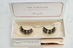 How-to: Apply False Lashes Like A Professional & Esqido Lases Review