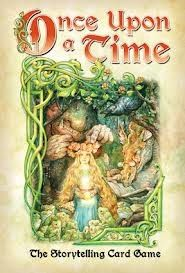 Once Upon A Time 3rd Edition RRP $35 - has expansions