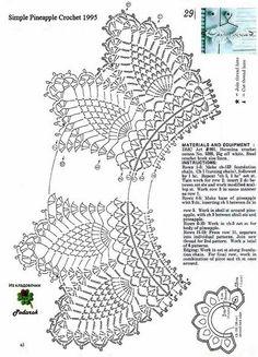 Koronkowa choinka szydełkiem - tutorial, Choinka z kołnierzyków szydełkowych