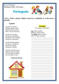 Homeschool, Presentation, Thing 1, Education, Anime, Instagram, Poetry Activities, Language Activities, Writing Activities