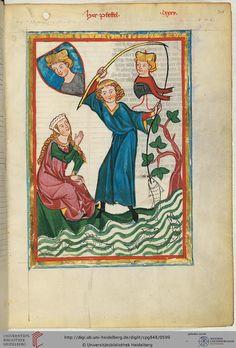 Bei dem Dichter handelte es sich aller Wahrscheinlichkeit nach um einen Österreicher. Zwischen 1220 und 1255 urkunden mehrere Personen dieses Namens, die als der Sänger in Frage kämen.
