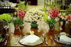 Caminho de Flores em Mesa Comprida