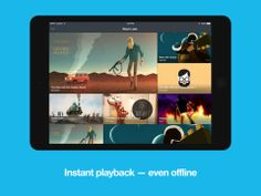 #Vimeo updates #IOS App with Airdrop # Incoming Social feed