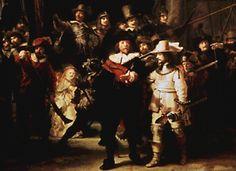 Rembrandt - Ronda de Noche