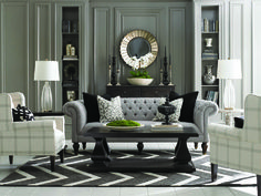 Interior Design Grey Area - Kathleen Jennison