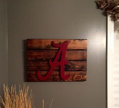 """Alabama Wall Decor unfinished laser cut wood shapes sizes 2"""" - 30"""" available all our"""