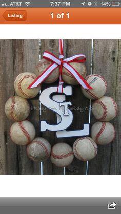 Cardinals baseball wreath loui cardin, gift ideas, saint louis, fathers day gifts, cardinals baseball, baseball season, cincinnati reds, wreaths, cardin basebal