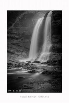 Photo Cascade Du Rouget - Waterfall, Sixt-fer-à-Cheval, Haute-Savoie, France - Waterfall par ©Alain_Bronchalo on 500px