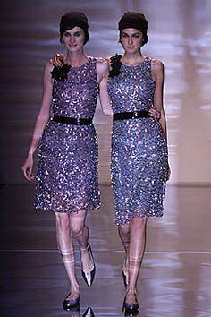 Giorgio Armani Spring 2001 Ready-to-Wear Fashion Show - Giorgio Armani Armani Collection, Fashion Show, Fashion Design, Giorgio Armani, Supermodels, Ready To Wear, Runway, Vogue, Glamour