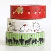 Elephant Washi Tape