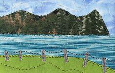 Travel Keepsake  Lake Landscape  Gift for Him  Hostess Gift