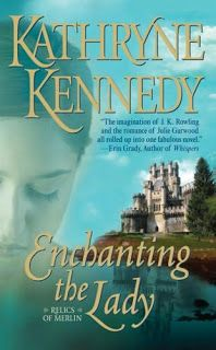 Genre: Paranormal Romance; Shapeshifters, Magic, Relics of MerlinSub Genre: Historical Romance; 1800'sRating: 3 out of 5 StarsBack Cover: In a world where magic ruled everything, Felicity Seymour couldnt perform even the simplest spell. If she didnt pass her testing, shed lose her duchy--and any