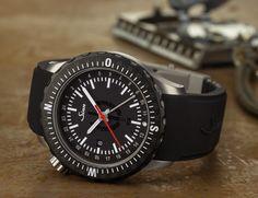 """Sinn Unveils Four New Watches at Munichtime"" via @watchville"
