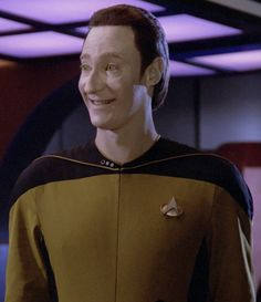 Brent Spiner is Data from ST: TNG