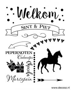 Sinterklaas sticker zwart wit Silhouette Portrait, Silhouette Cameo, Bullet Journel, Chalkboard Lettering, Scan And Cut, Biro, Bullet Journal Inspiration, Chalk Art, Christmas And New Year