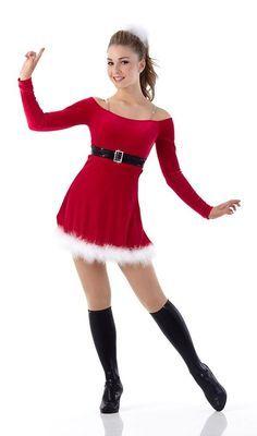 c008fc3306d8d Dance Costumes Ballet, Cute Dance Costumes, Kids Dance Wear, Just Dance,  Christmas