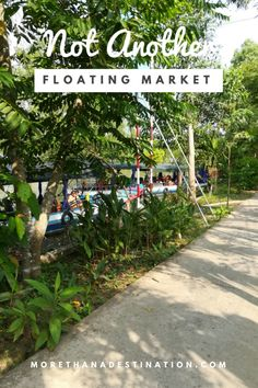 NOT ANOTHER FLOATING MARKET – 7 BETTER THINGS IN CAN THO, VIETNAM  7 Alternatives to visiting the Floating Market in Can Tho, Vietnam #traveltips #vietnam #travel