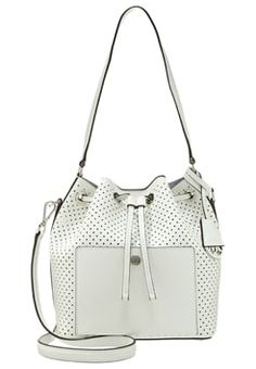 MICHAEL Michael Kors GREENWICH  - Handbag - white/lilac £245.00 #BestPrice #classic #topDesigner