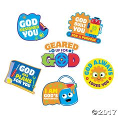 Make your Vacation Bible School space even more special when you add these classroom decorations to your bulletin board, walls and doors. Featuring a variety ...