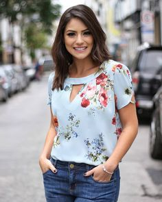 Best Clothes For Women Summer Style Tanks Ideas Trendy Clothes For Women, Trendy Outfits, Blouses For Women, Cool Outfits, Fashion Outfits, Summer Outfits, Women's Summer Fashion, Cute Fashion, Blouse Styles